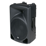 DAP-Audio Splash 15A DJ PA Bi-Amp 2-Way Active Speaker 15 Inch